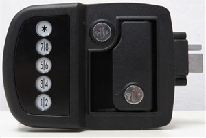 Bauer RV NE Electric RV Keyless Door Lock - Left Hand Questions & Answers