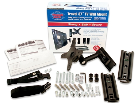 Ready America MRV3510 Travel 37'' TV Wall Mount Questions & Answers
