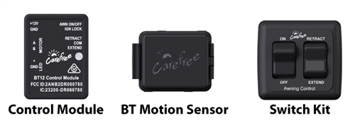 Carefree 901604 Wireless Awning Control System With Auto-Retraction Questions & Answers