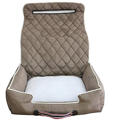 Seat Armour PET2G100T Pet Bed 2 Go Tan Pet Bed And Car Seat Questions & Answers