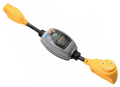 Camco 55312 Dogbone RV Circuit Analyzer - 30 Amp