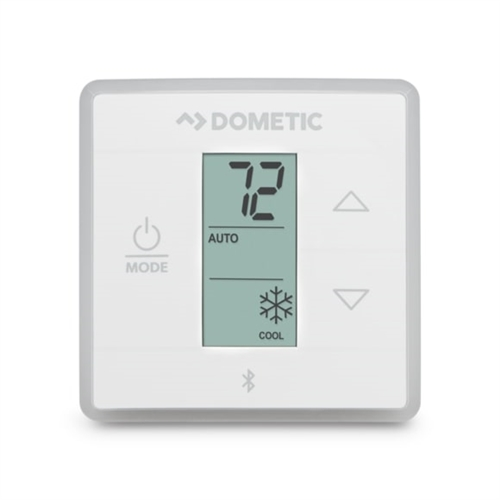 Dometic 3316255.000 Single Zone Heat/Cool Bluetooth Thermostat - White Questions & Answers