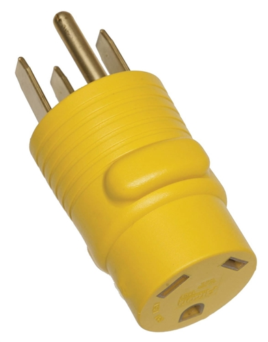 Arcon 14018 Round Power Cord Adapter - 30-50A
