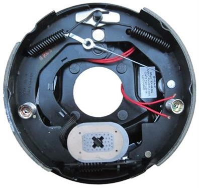 Husky Towing 32562 Self-Adjusting Electric Brake Assembly - 10'' x 2-1/4'' - 4400 Lbs - Right Hand Questions & Answers
