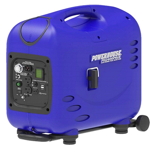 Powerhouse PH2400PRi/E Inverter Generator With Electronic Fuel Injection - 2400 Watt