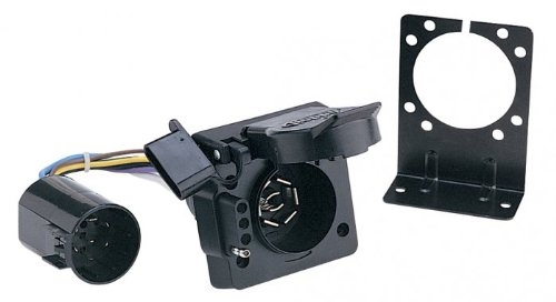 Husky Towing 13092 Multi-Tow 7:4 Trailer Adapter
