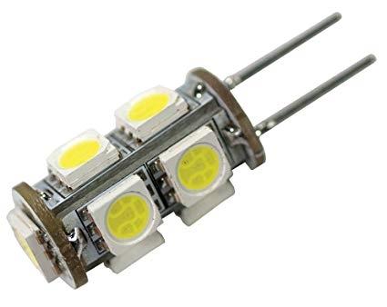 Arcon 50529 Multi-Purpose 360 LED Light Bulb - 12V - Bright White Questions & Answers