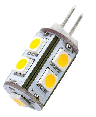 Arcon 50527 9 LED JC10 Light Bulb - 180 Lumens - Soft White