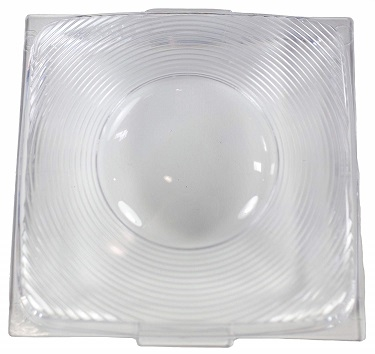 Arcon 11826 LED Economy Light Replacement Lens - Clear