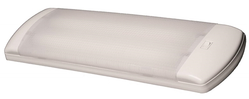 Arcon 13813 Double Tube Fluorescent Light With Switch - Clear Lens - 30 Watts Questions & Answers