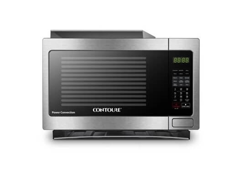 What are the electrical wiring requirements to replace existing microwave