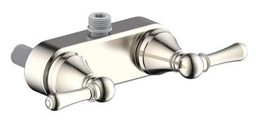 LaSalle Bristol 27356661TBNAF Utopia Shower Control Valve - Brushed Nickel Questions & Answers
