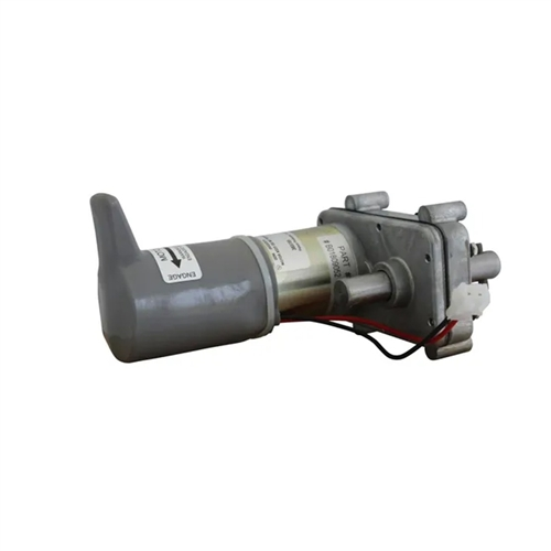 Does this motor include the brake? It is not pictured in the product photo.