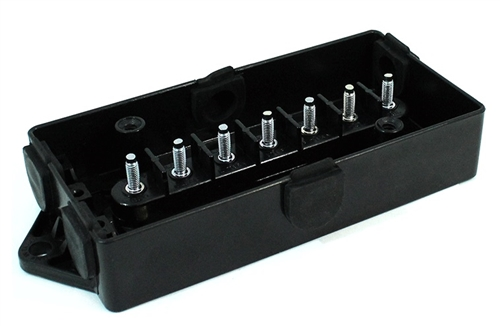 Pollak 52-259 7-Terminal Trailer Junction Box