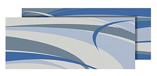 Faulkner 53021 Blue And Gray RV Patio Mat - 8' x 20' Questions & Answers