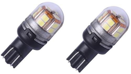 Putco C921A LumaCore LED 921 Light Bulb - Amber - Set of 2