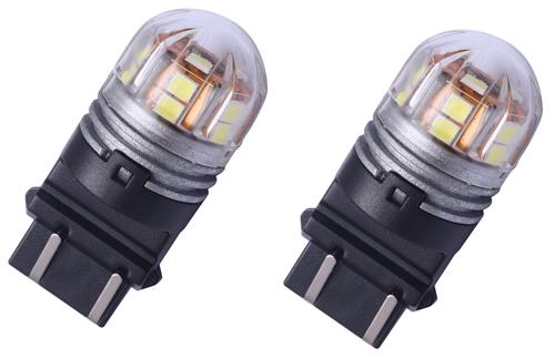Putco HC3157R LumaCore LED 3157 Quick Pulse Light Bulb - Red - Set of 2 Questions & Answers