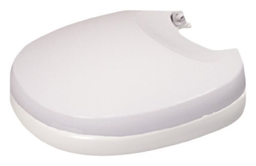 Thetford 31704 Toilet Seat Cover For Aqua Magic V - Parchment White