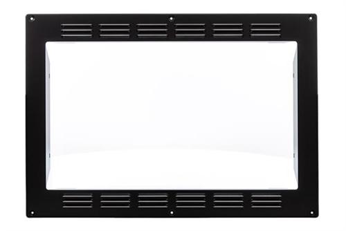 High Pointe KITB2801B Microwave Oven Trim Kit