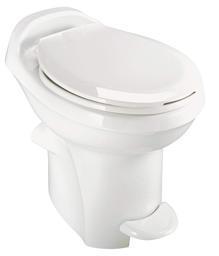Thetford 34429 Aqua-Magic Style Plus High Profile RV Toilet - White