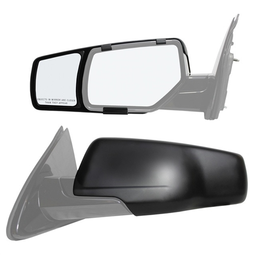 K-Source 80920 Snap & Zap Exterior Towing Mirrors For 2015-19 Chevy/GMC Questions & Answers