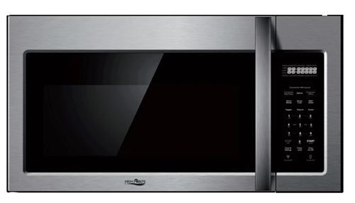 High Pointe EM053K6BE-S Over The Range Microwave Oven - Stainless Steel