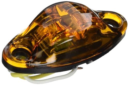 Valterra DG52439VP Dragon's Eye LED Side Marker Light - Amber