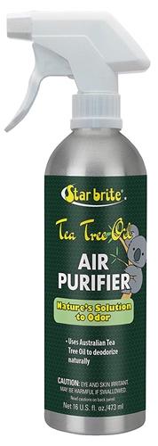 Star Brite 096516 Tea Tree Oil Air Purifier - 16 Oz Spray Questions & Answers