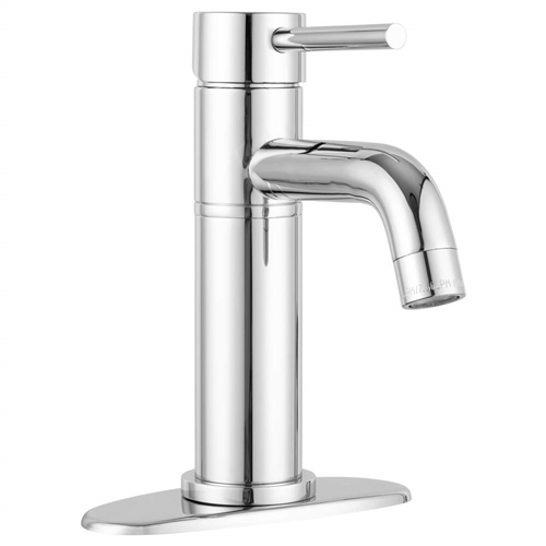 Dura Faucet DF-NML800-CP Single Handle Vessel Bathroom Sink Faucet - Chrome