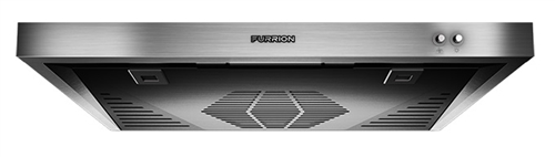 Furrion FHO23SACRV-SS Ductless Range Hood With Charcoal Filter And LED Light - Stainless Steel