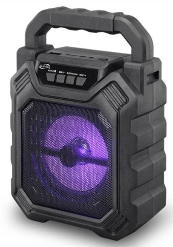 iLive ISB199B Miniature Bluetooth Tailgate Speaker