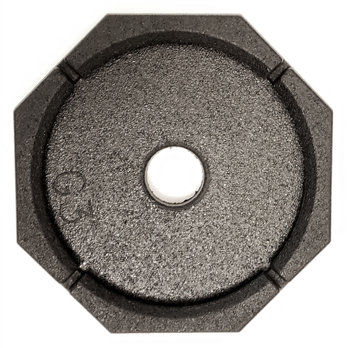 What size leveling jack pad should I purchase for my 2019 Wildcat Max with  LCULeveling?