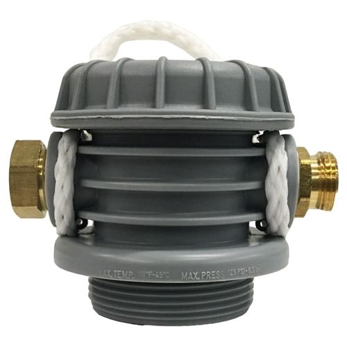 On The Go OTG-038B Replacement Distribution Head With Brass Adapters Questions & Answers