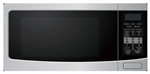 is the microwave stainless on the inside? model EC028KD7-S