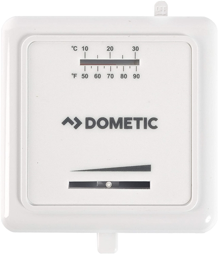 Dometic 38453 Single Stage Wall Thermostat For Furnace Control