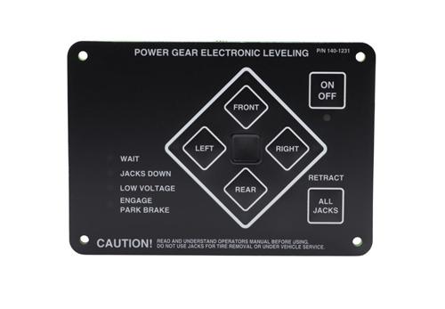 Lippert 359486 Semi-Auto Leveling Touchpad Service Kit Questions & Answers