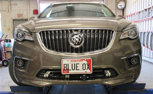 Blue Ox BX1518 Baseplate For 2016-2020 Buick Envision (Includes ACC)
