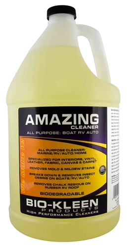 Bio-Kleen M00309 Amazing Cleaner - 1 Gallon Questions & Answers