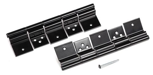 Lippert 2020102629 Friction Hinge Kit For LCI Entry Doors - Black - 2 Pack