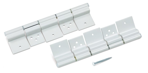 Lippert 2020109835 Friction Hinge Kit For LCI Entry Doors - White - 2 Pack Questions & Answers