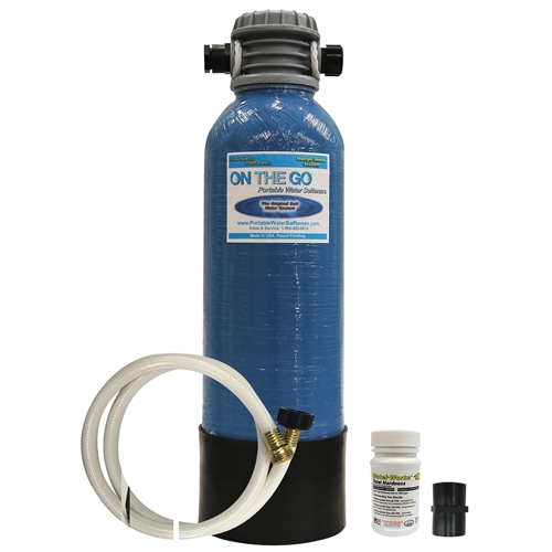 On The Go OTG4-StdSoft Portable Standard RV Water Softener Questions & Answers