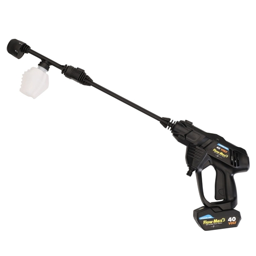 Flow Max 2020111765 40V Portable Power Washer - 520 PSI