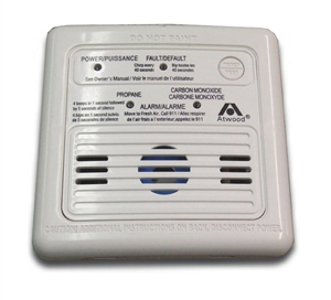 Atwood 36681 Dual RV LP/CO Alarm - White Questions & Answers