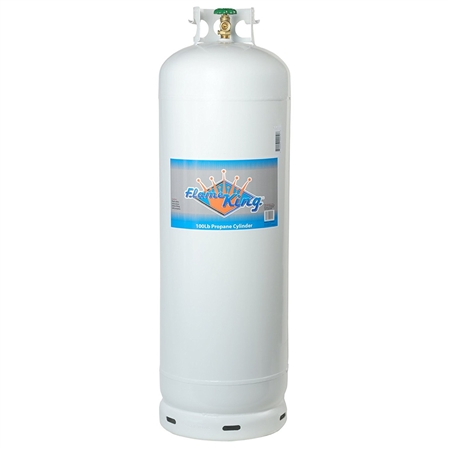 FlameKing YSN100 RV Propane Cylinder with POL Valve Questions & Answers