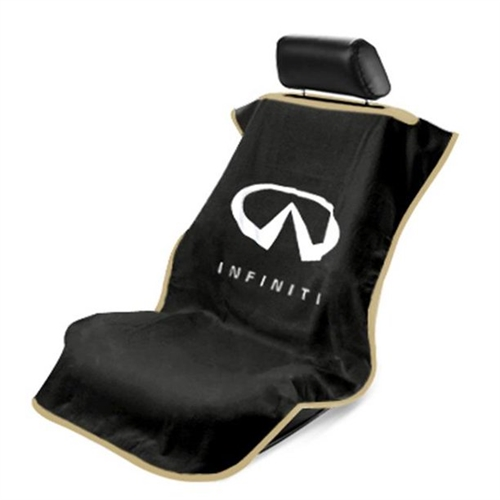 Seat Armour SA100INFB Infiniti Car Seat Cover - Black Questions & Answers