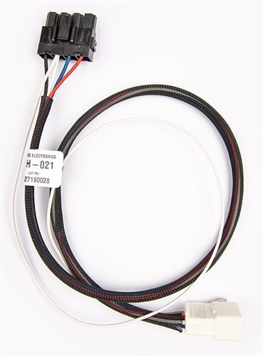 What harness fits he 2021 4Runner with 5 wires in the vehicle harness. The TPH021 Redarc says only 2019 models.