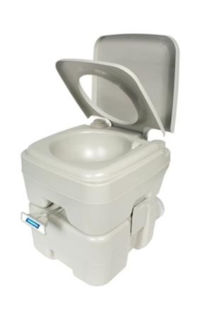 Camco 41541 RV Portable Toilet - 5.3 Gallon