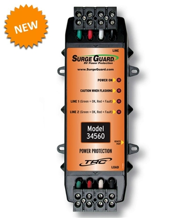 Surge Guard 34560 Permanent RV Surge Protector 50 Amp Questions & Answers