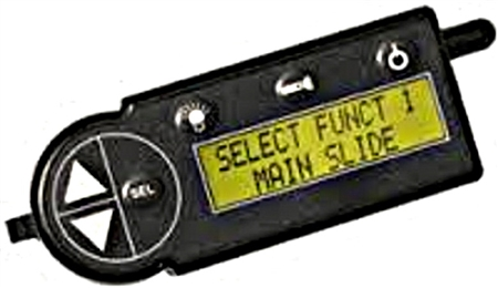 I bought a RV with this lippert multi function remote I dont know how to program it in my RV?