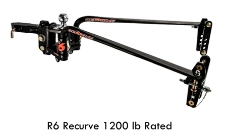 Eaz Lift 48734 Recurve R6 Weight Distribution Hitch 1200 lb Rated Questions & Answers